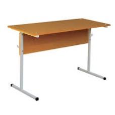 Стол ученический регулируемый по высоте и наклону крышки СУР АР.02.xx