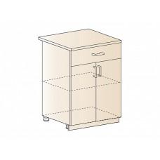 Шкаф нижний с ящиком 600, ШН1Я 600