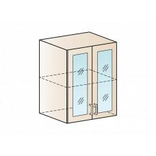 Шкаф верхний со стеклом 600, ШВС 600
