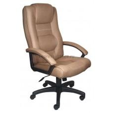 Офисное кресло Т-9906AXSN Песочный нубук
