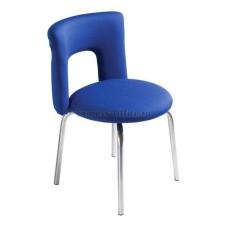 Офисный стул Бюрократ KF-1 (синий)