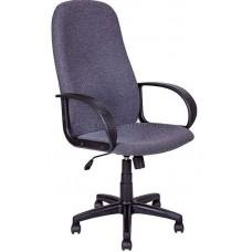 Офисное кресло AV 108 Ткань 415 серая с черной ниткой
