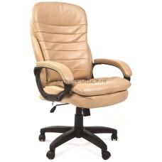 Офисное кресло СН 795 LT Экокожа бежевая