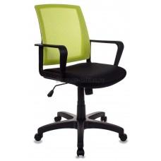 Офисное кресло СН-498 Сетка салатовая/TW-11