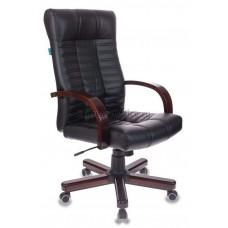 Кресло руководителя Бюрократ КВ-10 Walnut