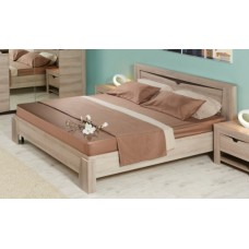 Кровать Гарда 2-х спальная 1800*2000 (галифакс)