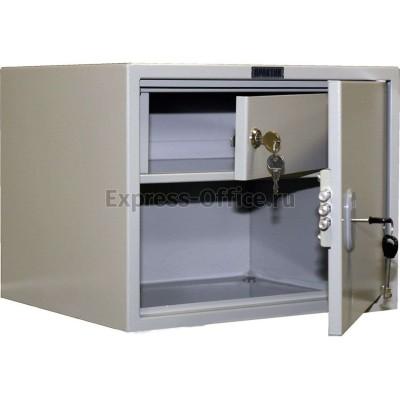 Бухгалтерский шкаф Практик SL-32T оттенок серого 420*350*320