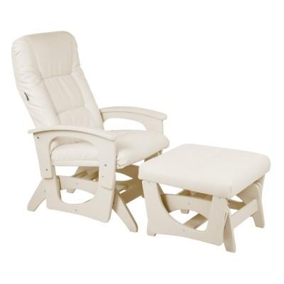 Кресло-качалка  глайдер Тахо 3 + пуф