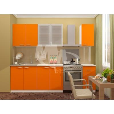 Кухня ЛДСП 2,0м манго