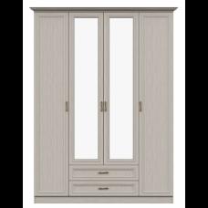 7.16 Шкаф 4-дверный с зеркалом
